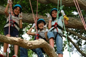 "These children enjoyed an extended vacation in Hokkaido, thanks to a charity fund-raising website called ""Global Giving""."